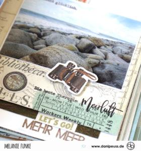 Minialbum mit dem Danipeuss Maikit