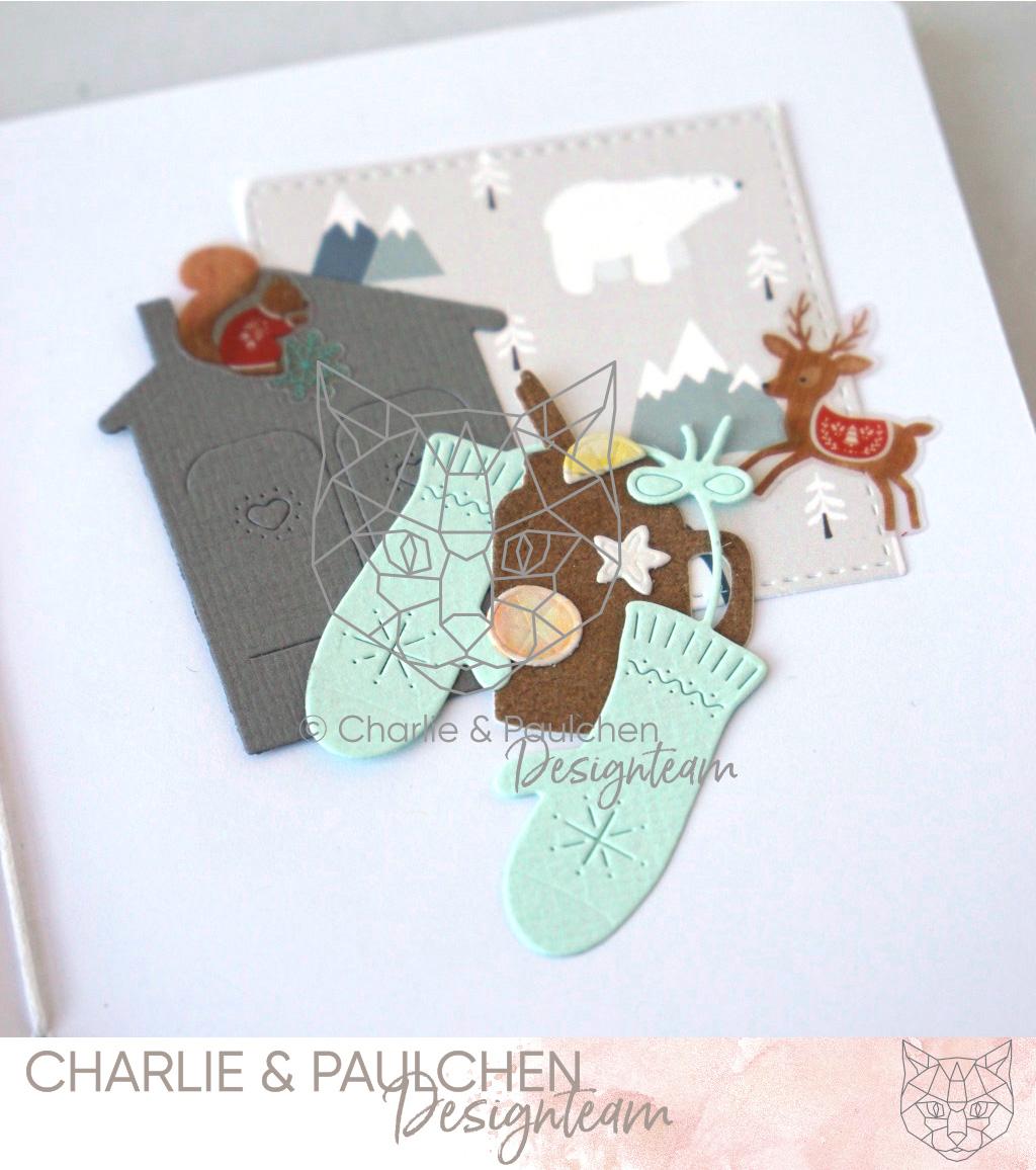 Planner mit dem Cozy Kit von Charlie&Paulchen